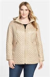 via spiga front zip quilted jacket with detachable