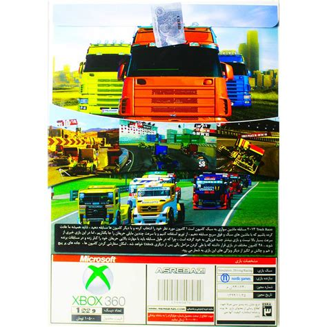 truck xbox 360 truck racer xbox 360 بهترین قیمت لوازم جانبی بهترین