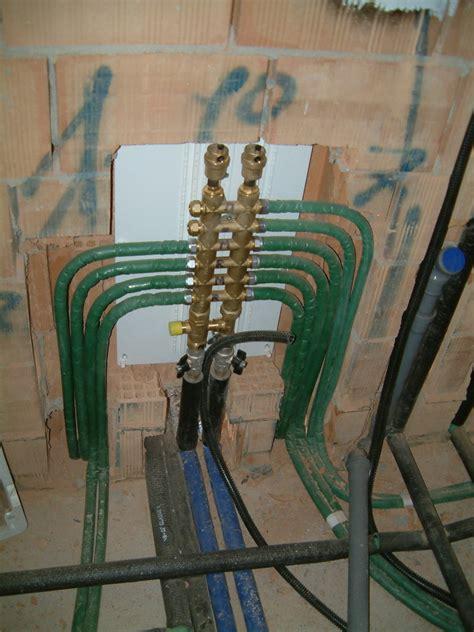 immagini impianti idraulicicollettore termo brt