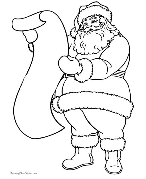 printable coloring pages santa santa printables search results calendar 2015