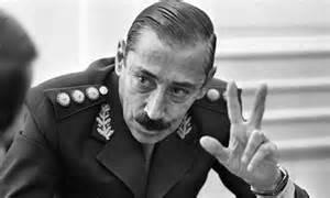 Photo de mort de jorge videla ancien dictateur d argentine