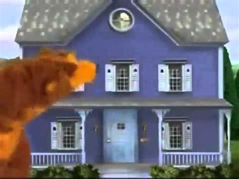 the bear inthe big blue house bear in the big blue house theme new reverse youtube