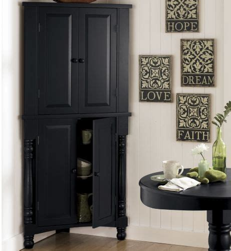 black corner dining room cabinet pin by annemarie betsill on the road to a home