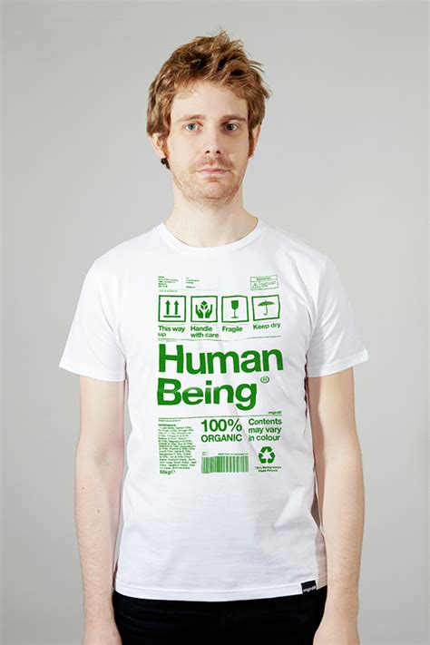 Human Being human being green climate week charity shirt on behance