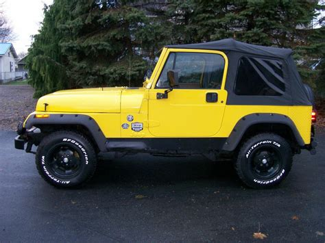 Soft Top Jeep Wrangler 1995 Jeep Wrangler Soft Top For Sale