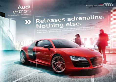 audi advertisement audi magazine ad 検索 car advertising