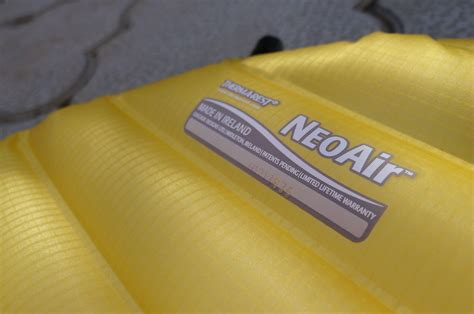 review thermarest neoair xlite sleeping pad cyclingabout