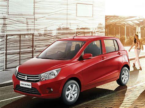 Maruti Suzuki Celerio India Maruti Suzuki Celerio Facelift India Launch Details