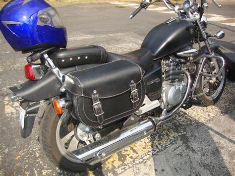 Harley Suzuki Alforjas De Piel Moto Harley Suzuki Honda Yamaha
