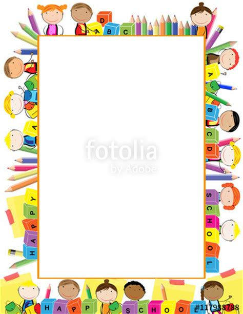 cornici carine quot colored frame for children quot im 225 genes de archivo y