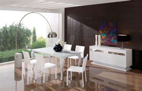 Buffet Bas Salle à Manger by Chaises Salle Manger Modernes Accueil Design Et Mobilier