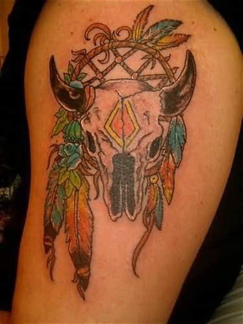 bull skull tattoo meaning bull skull tattoos designs ideas and meaning tattoos