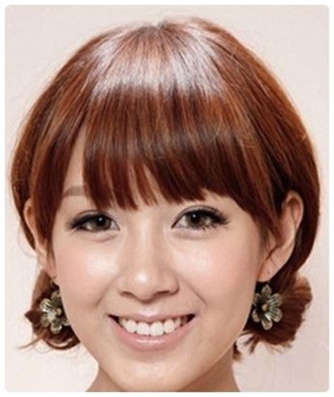 tutorial rambut curly ala korea cara mengikat rambut yang cantik
