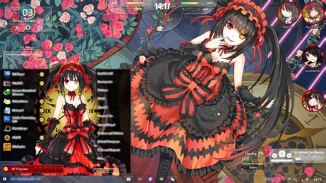 download theme windows 7 kurumi tokisaki download theme windows themewin8 8 1 date a live kurumi