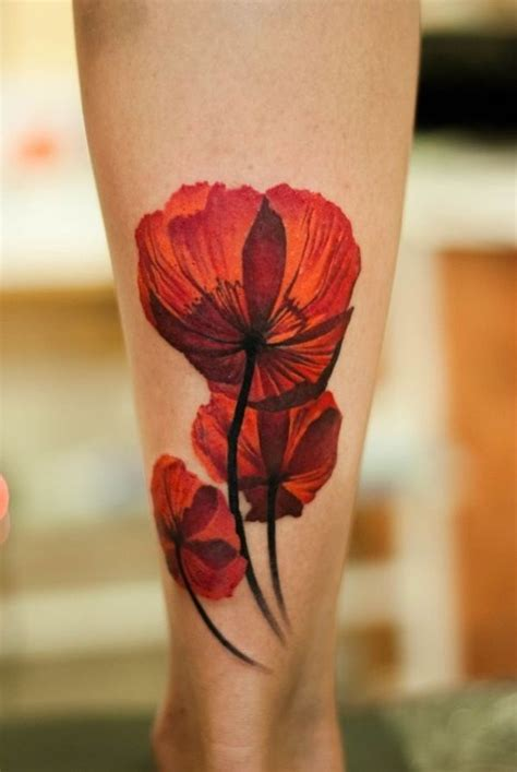 Red Pen Tattoo Artist Use | 105 red ink tattoo designs for body art inspiration