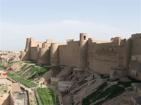 Historical House Plans by The History Blog 187 Blog Archive 187 Ancient Citadel In Herat