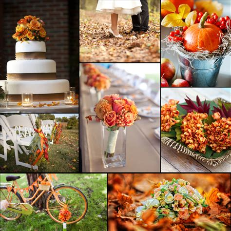 home made fall decorations 7 beautiful diy autumn wedding ideas the koch blog