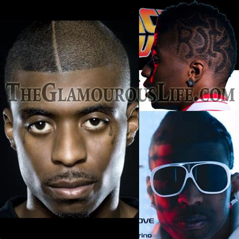 rappers hairstyles male black mens mohawk hairstyles