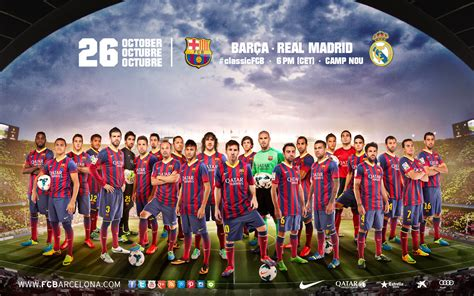 wallpaper barcelona squad the cl 225 sico s wallpapers fc barcelona