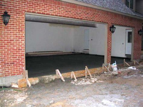 Spancrete Garage by 2004 06 20 023 Concrete Poured Spancrete Beams In The