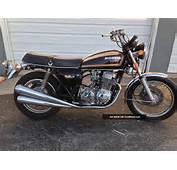 1977 Honda Cb750k  Vintage Cafe Racer Cb 750 K Rat Rod CB Photo