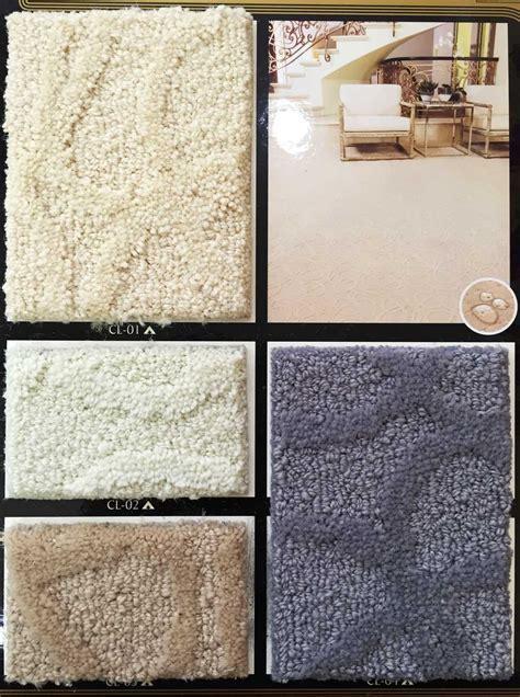 Classic Pattern Chromolon Carpet Collection   Macau carpet