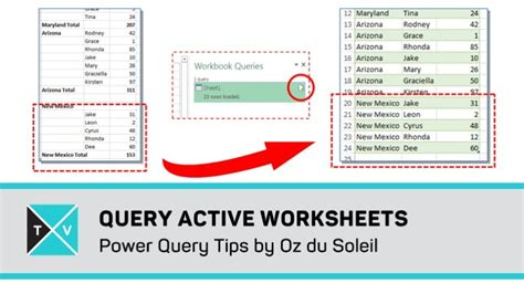 yii2 activequery tutorial query active worksheet excel power query tips excel tv