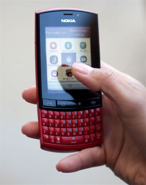 Hp Nokia Asha 303 Terbaru nokia asha 303 touch and type 3 month used only clickbd