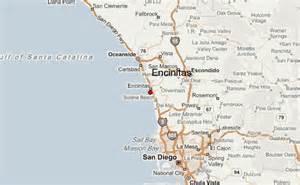 encinitas california map encinitas location guide