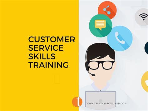 service trainer customer service programs trevina broussard
