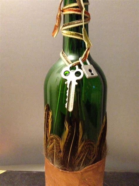 Wine Bottle Vase Centerpieces by Pin By Larson On Bottles And Jars