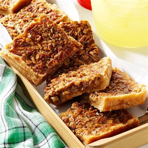 20 delicious cooking for a crowd recipes momswhosave com pecan pie bars for a crowd recipe taste of home