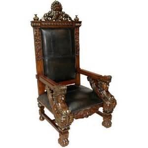 King chair ebay