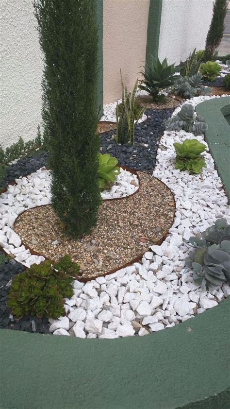 imagenes jardines con piedras acuarios para el jardin