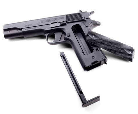 Gas Co2 Gamo Gold pistola crosman 1911 back 4 5mm co2