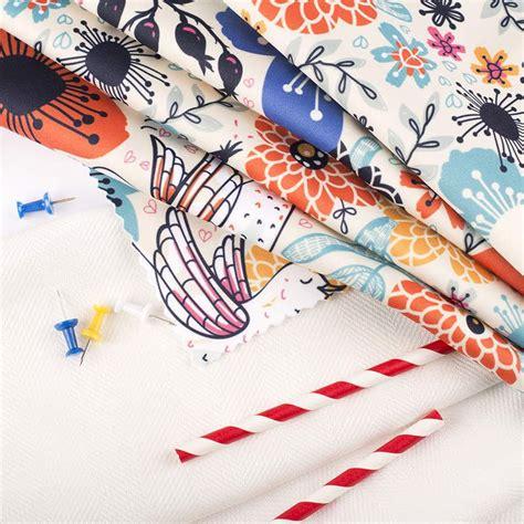 Softshell Secret Garden softshell fabric printing custom softshell jersey