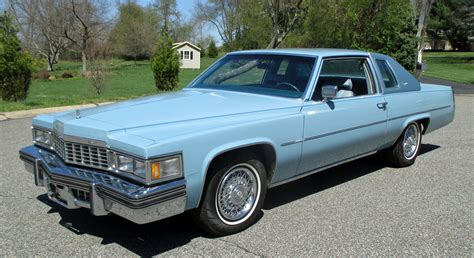 Light Year Miles by 1977 Cadillac Coupe Deville Connors Motorcar Company
