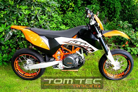 Ktm 690 Supermoto Wheels Wheel Sticker Supermoto Ktm Smc 690 Lc4 660 625 640 Exc