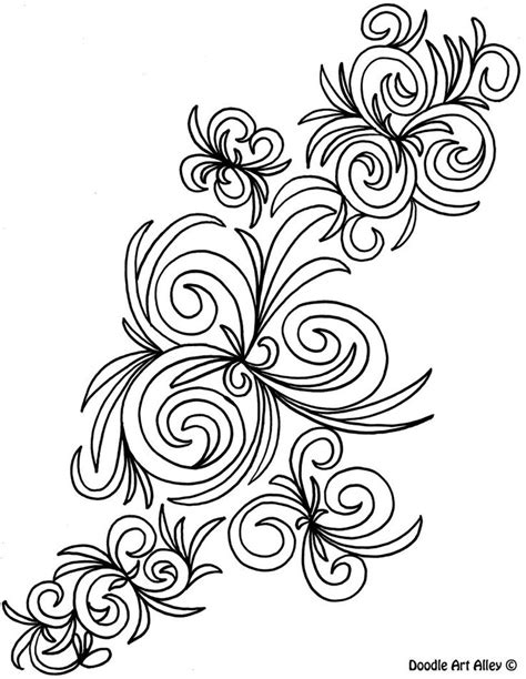 abstract coloring pages pinterest abstract coloring pages doodle art alley color therapy