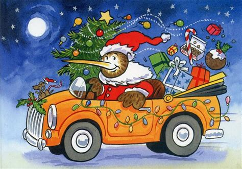 images of kiwi christmas cards by theme kiwi kapers oxted resources ltd