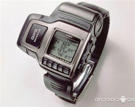 Casio Smartwatch Android pronto veremos un casio smartwatch en el mercado