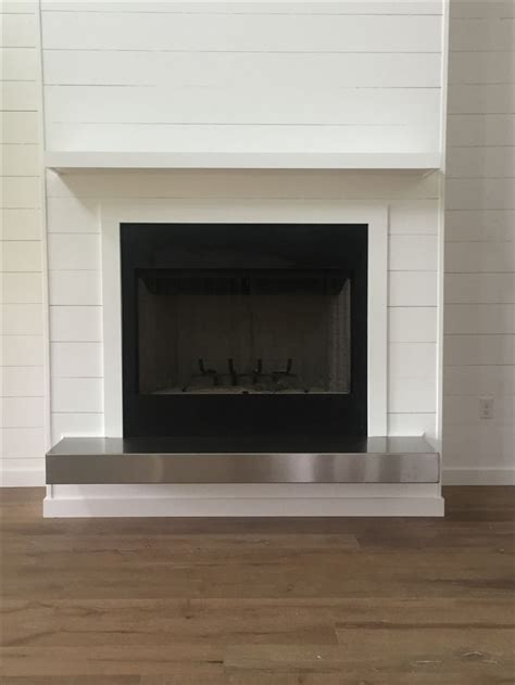 shiplap fireplace 17 best ideas about shiplap fireplace on pinterest