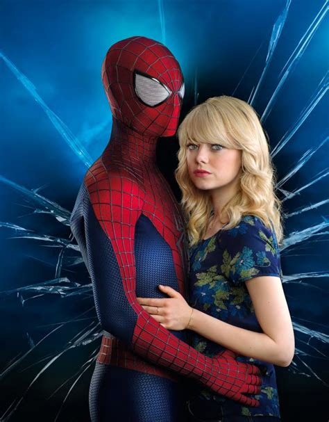 emma stone quits spiderman emma stone the amazing spider man 2 posters and