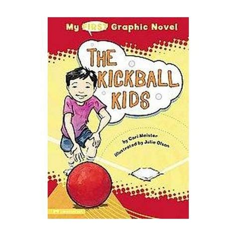The Beginning Graphic Novel Ebooke Book the kickball my graphic novel har target