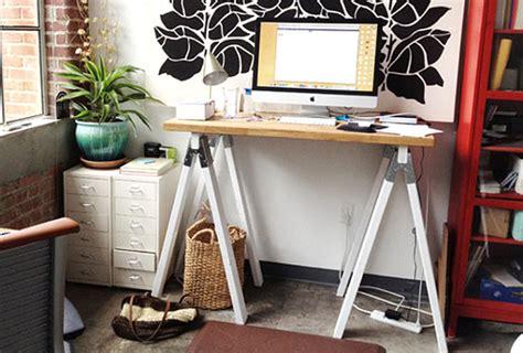 Diy Home Office Desk Diy Office Desks For The Modern Home