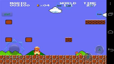 mario for android mario bros 1 android apps on brothersoft