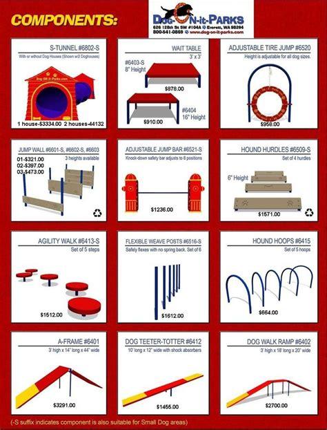 agility equipment agility equipment park criteria executive summary a generic park