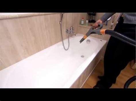 pulizia vasca da bagno pulizia vasca da bagno vapore con biocleaner