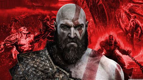hd god  war  kratos wallpaper hd wallpaper bukit