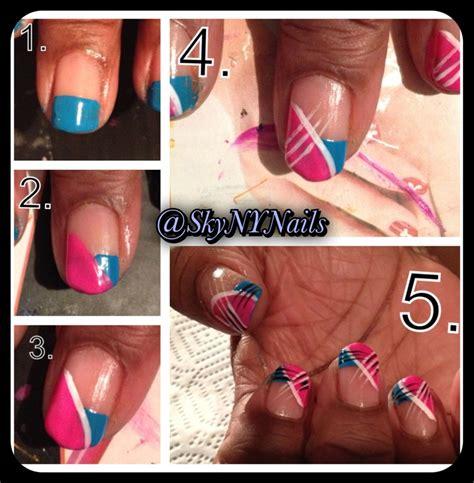 tutorial nail art pinterest nail art tutorial nails hair make up pinterest